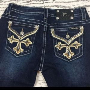 Miss Me 😍 Jeans Size 28/32 boot cut